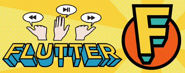 Flutter App for Mac & Windows - Ad Kinect like Gestures