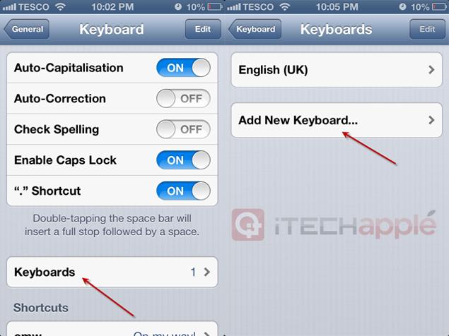 Add Emoji Keyboard to Enable Emoticons on iPhone and iPad