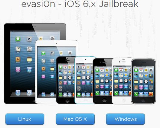 iOS 6 Untethered Jailbreak evasi0n